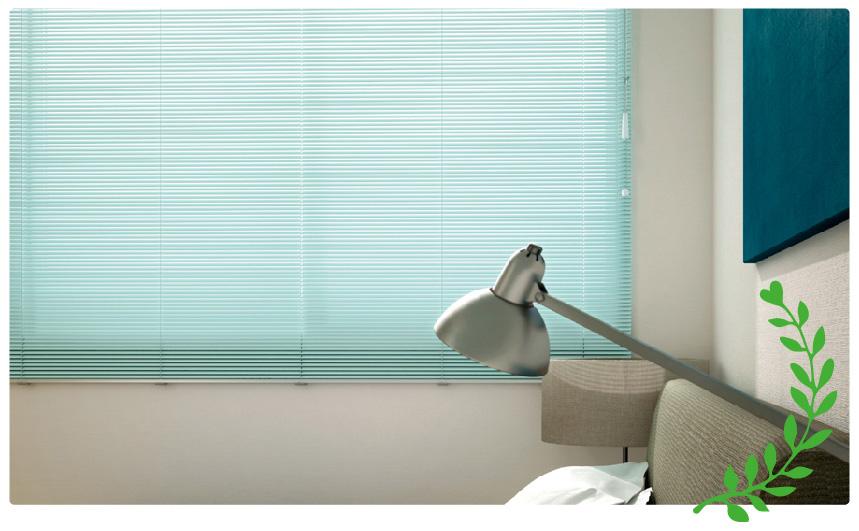 スタンダードアルミブラインドはリビング・子供部屋・和室・寝室など使い勝手の良いブラインドです