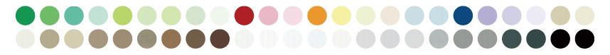 人気のスタンダードアルミブラインドは多色