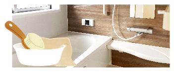 お風呂 浴室に合う耐水ブラインド