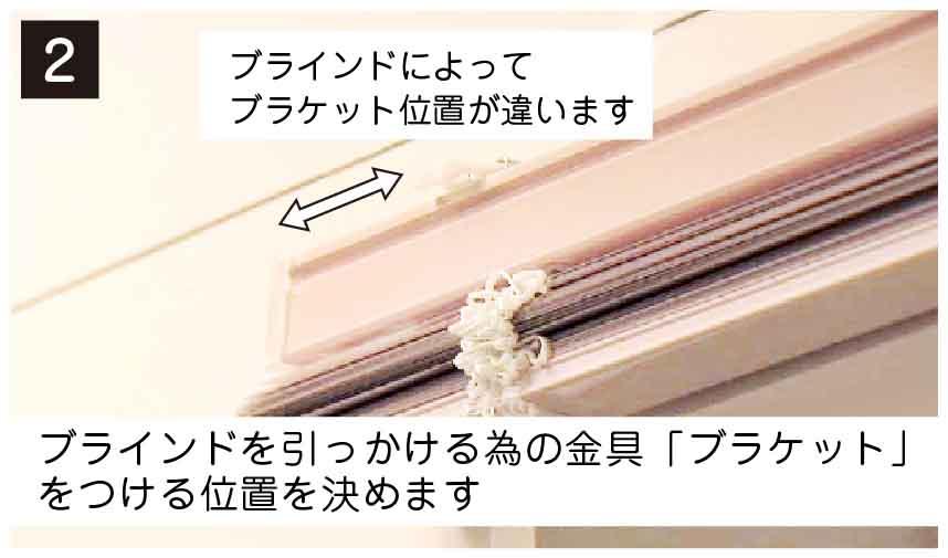 窓枠を覆うように取り付ける正面付け