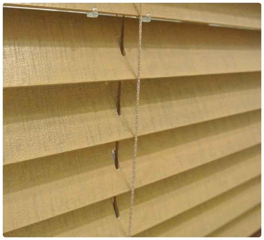 ヴィンテージウッド(木製)ブラインド