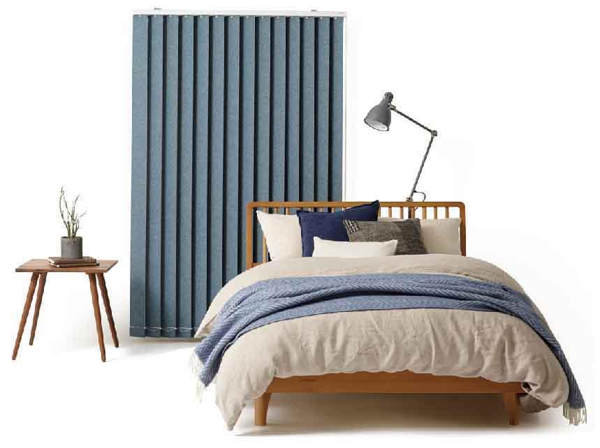 人気の遮光ブラインドは寝室におすすめ