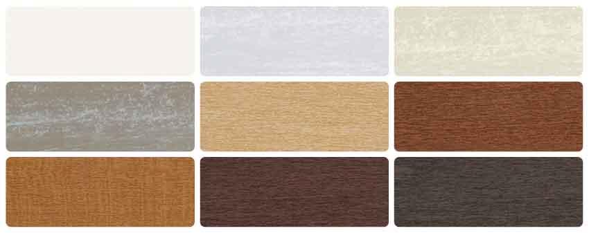 格安ウッド(木製)ブラインド 使いやすいマット調カラー